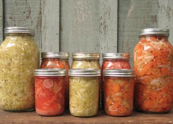 Alimentele fermentate, cele mai importante pentru sanatate
