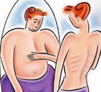 Care sunt tulburarile alimentare. Bulimia si anorexia