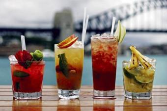 Cocktailuri delicioase la final de vara