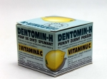 DENTOMIN H- praf de dinti spumant 25g MER-CO