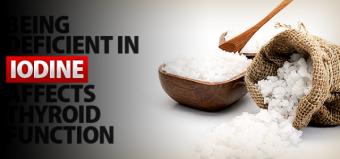 De ce e important iodul in alimentatie