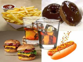 De evitat!  Top alimente care provoaca cancer