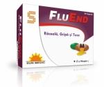 FLU END 24 cps SUN MEDIC