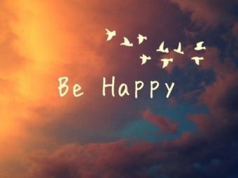 Fii mai fericit in 4 pasi!