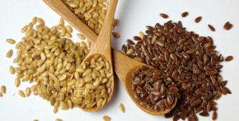 Semintele de in, o comoara in dieta! Beneficiile semintelor de in