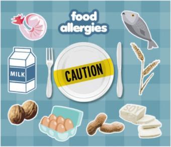Top alimente care provoaca alergii