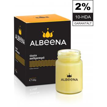 Friss, tiszta méhpempő, 2% 10-HDA 100gr