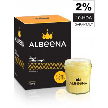 Friss, tiszta méhpempő, 2% 10-HDA 50gr