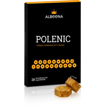Polenic - virágpor, méhkenyér és C-vitamin 20 rágótabletta
