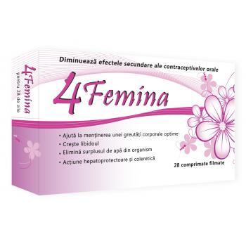 4 femina 28 cpr ZDROVIT