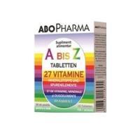 A-z 27 vitamine+minerale si microelemente