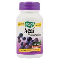 Acai standardized NATURES WAY