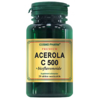 Acerola c 500 cu bioflavonoide