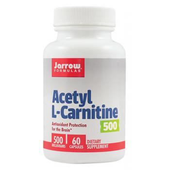 Acetyl l-carnitine 60 cps JARROW FORMULAS