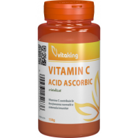 Acid ascorbic-vitamina c cristalizata