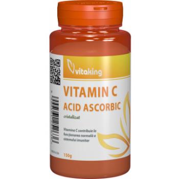 Acid ascorbic-vitamina c cristalizata 150 gr VITAKING