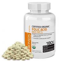 Acid folic 800 mcg