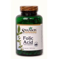 Acid folic 800mcg