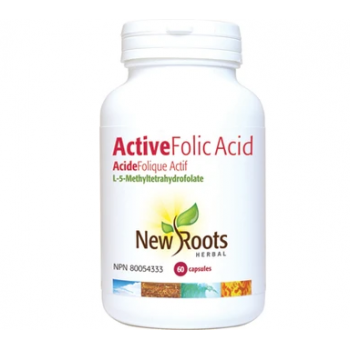 Acid folic active 60 cps PROVITA