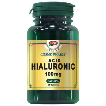 Acid hialuronic 60 tbl COSMOPHARM