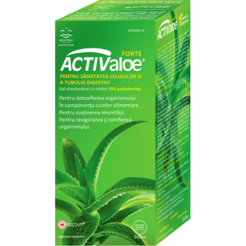 Activaloe forte 500 ml GOOD DAYS THERAPY