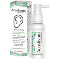 Acustivum spray auricular