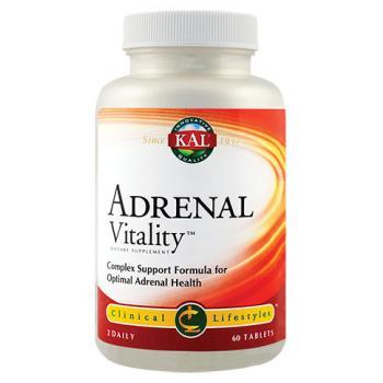 Adrenal vitality 60 tbl KAL