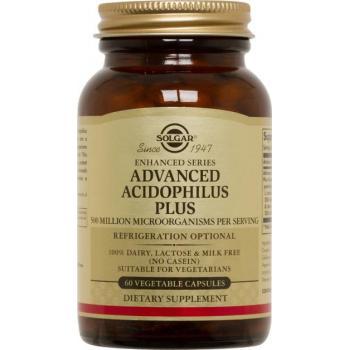 Advanced acidophilus plus 60 cps SOLGAR