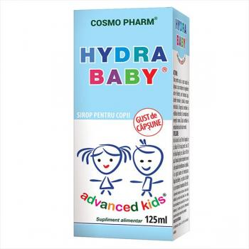 Advanced kids sirop hydra baby 125 ml COSMOPHARM