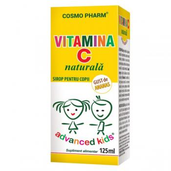 Advanced kids sirop vitamina c  125 ml COSMOPHARM