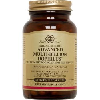 Advanced multi-billion dophilus 60 cps SOLGAR