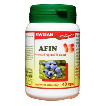 Afin b001 40 cps FAVISAN