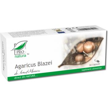Agaricus blazei 30 cps PRO NATURA