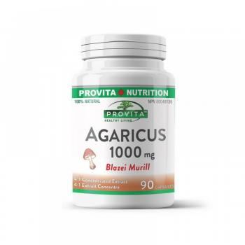 Agaricus Blazei Murill 1000 mg 90 cps PROVITA