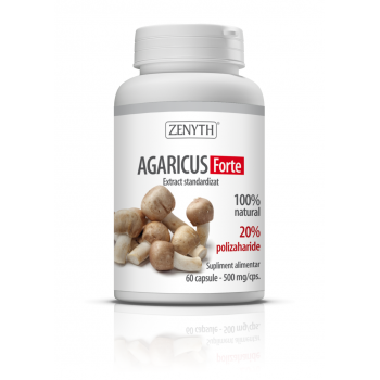 Agaricus forte 60 cps ZENYTH