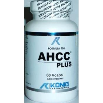 Ahcc plus 700 mg 60 cps FORMULA K