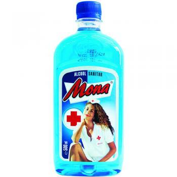 Alcool sanitar 500 ml MONA