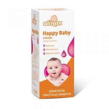 Alinan happy baby solutie  20 ml FITERMAN