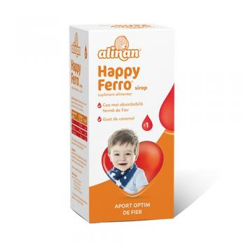 Alinan sirop happy ferro  100 ml FITERMAN