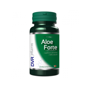 Aloe forte 60 cps DVR PHARM
