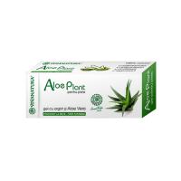 Aloe plant, gel pentru piele cu argint si aloe vera