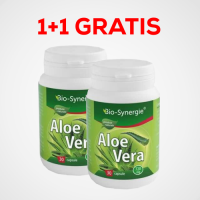 Aloe vera 30cps PROMO 1+1 GRATIS BIO-SYNERGIE