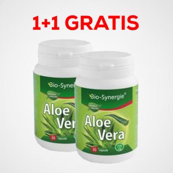 Aloe vera 30cps PROMO 1+1 GRATIS 2 gr BIO-SYNERGIE