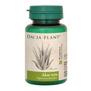 Aloe vera 60 cpr DACIA PLANT