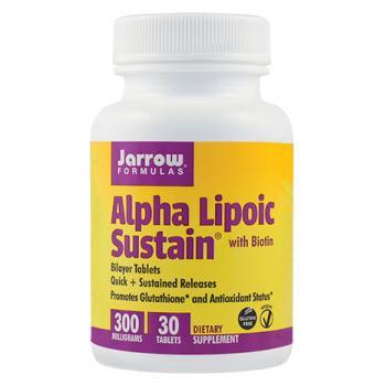 Alpha lipoic sustain 30 tbl JARROW FORMULAS