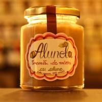 Alunela crema de miere cu alune