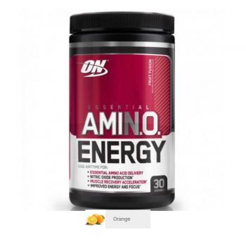 Aminoacizi cu cafeina on essential amin.o.energy orange 270 gr OPTIMUM NUTRITION