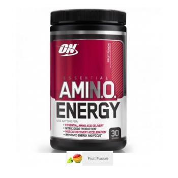 Aminoacizi cu cafeina on essential amin.o.energy fruit fusion 270 gr OPTIMUM NUTRITION