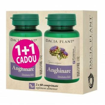 Anghinare 1+1 gratis 60+60 cpr DACIA PLANT