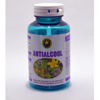 Antialcool 60 cps HYPERICUM